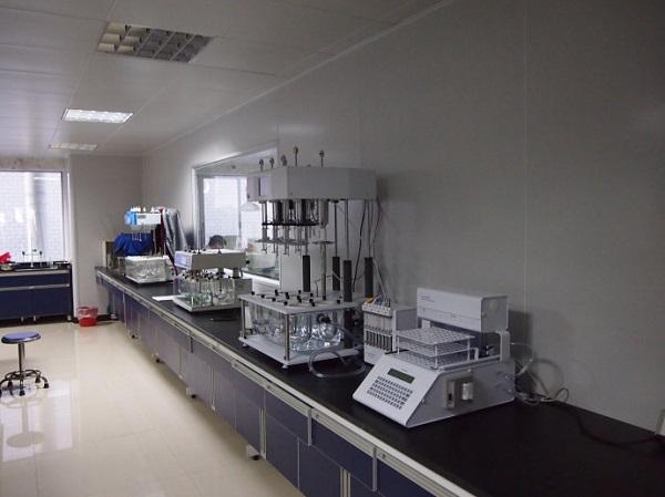 众生药业实验室装修