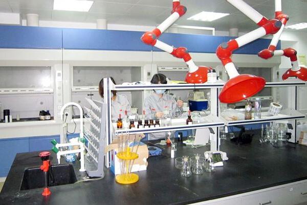 产品质量检测实验室设计