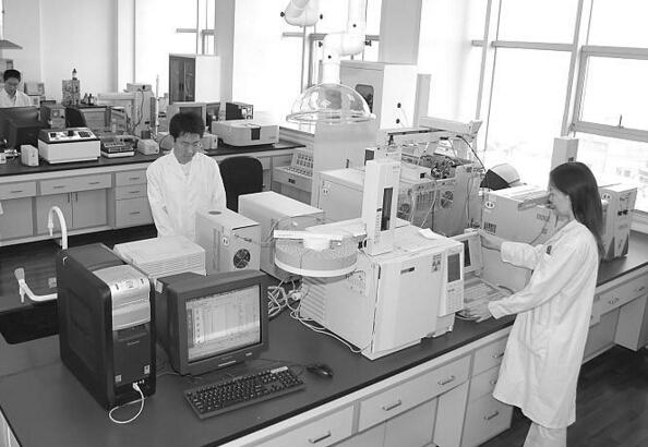 出入境检验科实验室设计2