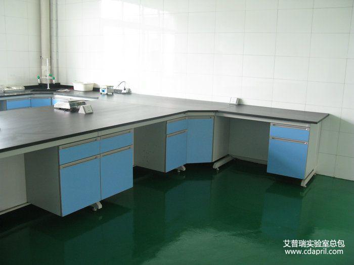 成都食品公司实验室装修设计