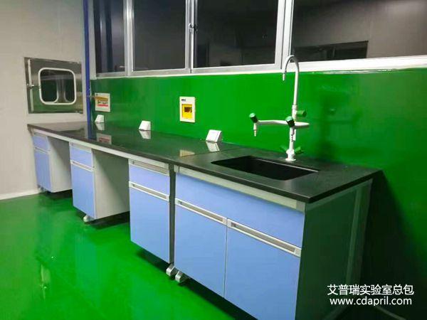 广汉市航佳食品有限公司实验室装修