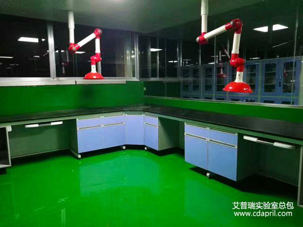 航佳食品实验室建设