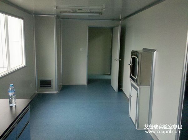 广安市质量技术监督检测中心实验室建设2