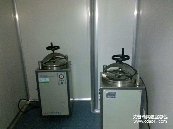 广安市质量技术监督检测中心实验室建设3