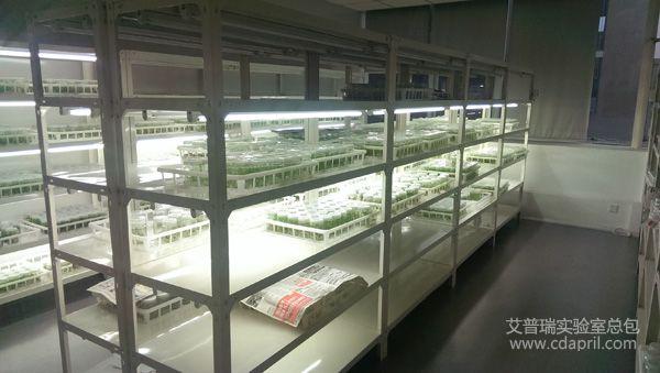 成都市三禾田生物技术有限公司实验室建设