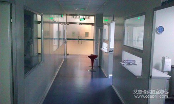 成都军区八一骨科医院检验科建设
