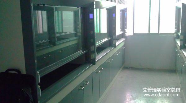 重庆市涪陵区质量技术监督局实验室建设