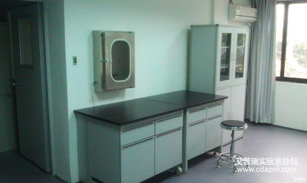 乐山自来水检测中心实验室家具配置7