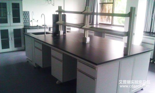 乐山自来水检测中心实验室家具配置2