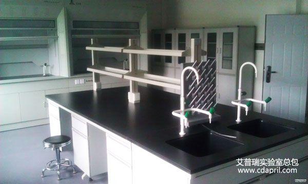乐山自来水检测中心实验室家具配置