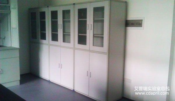乐山自来水检测中心实验室家具配置4