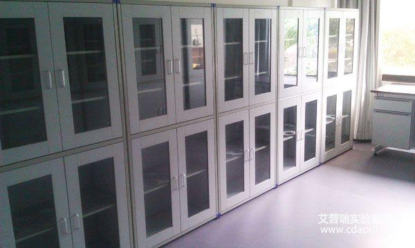 乐山自来水检测中心实验室家具配置3