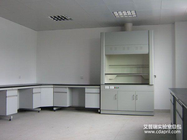 广元市中心血站检测实验室装修2