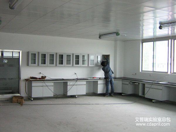 广元市中心血站检测实验室装修4