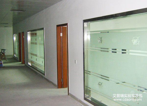 广元市中心血站检测实验室装修6