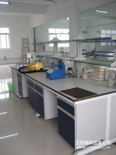 嘉宝莉化工集团实验室建设6