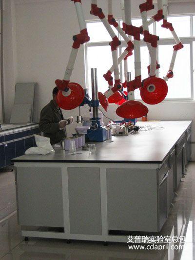 嘉宝莉化工集团实验室建设5