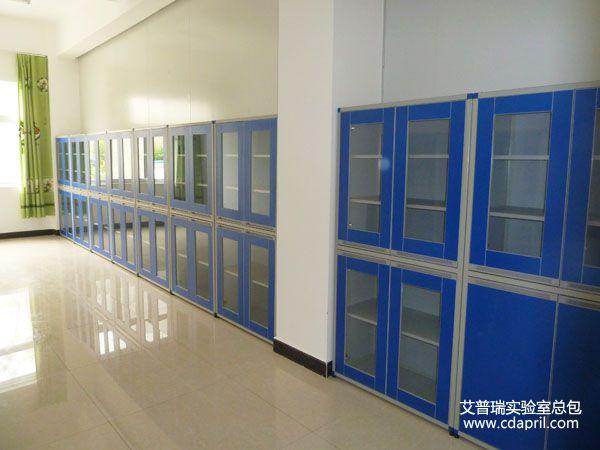 艾普瑞实验室为华润五丰实验室装修施工2