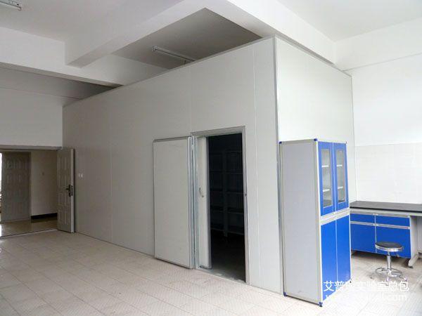艾普瑞实验室为华润五丰实验室装修施工3