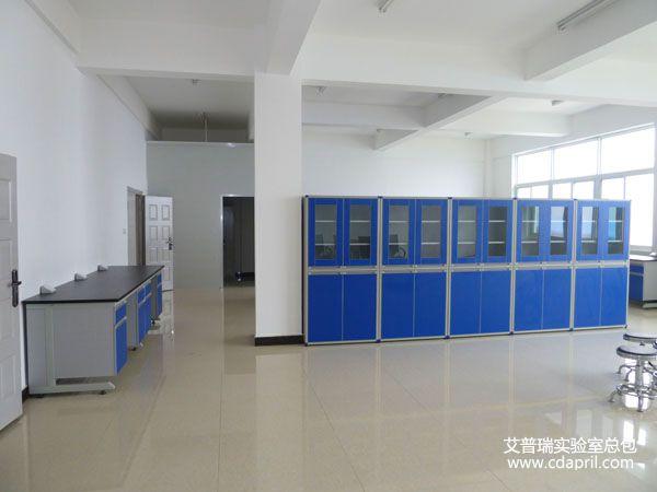艾普瑞实验室为华润五丰实验室装修施工5