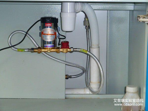 艾普瑞实验室为华润五丰实验室装修施工6
