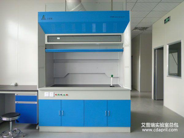 艾普瑞实验室为华润五丰实验室装修施工9