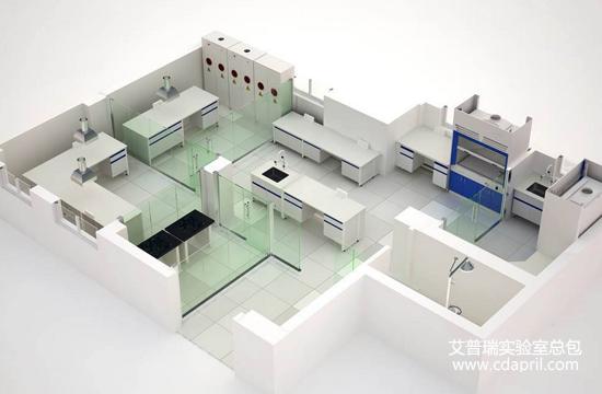 实验室平面设计解决方案