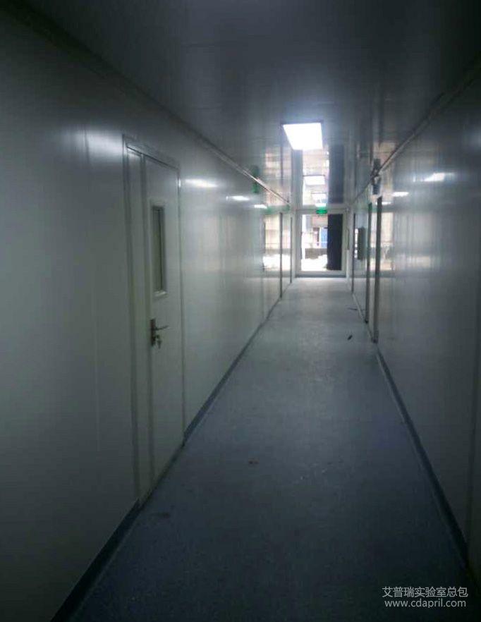江阳疾控中心实验室建设(四川泸州市)