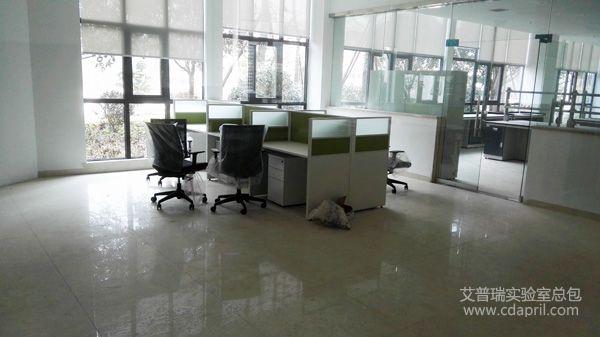 美乐食品实验室建设(四川自贡)