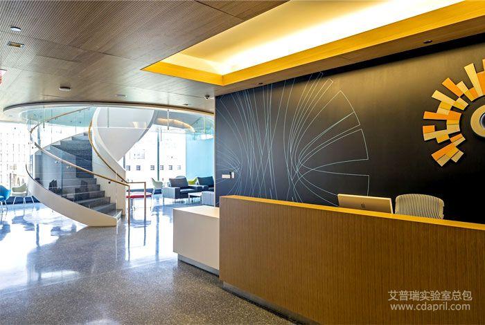 安大略癌症研究所实验室设计图片欣赏