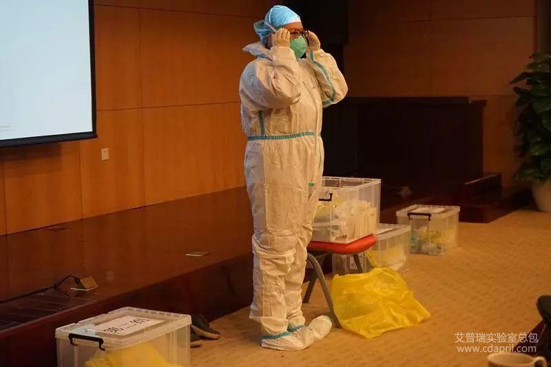 进入生物安全实验室之前需要注意些什么?