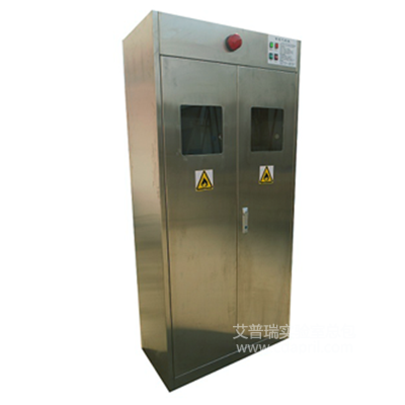 不锈钢气瓶柜 APR-QP-G300
