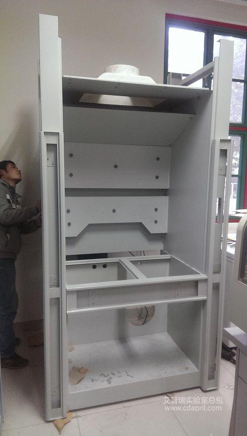 中国检验检疫实验室建设及安装