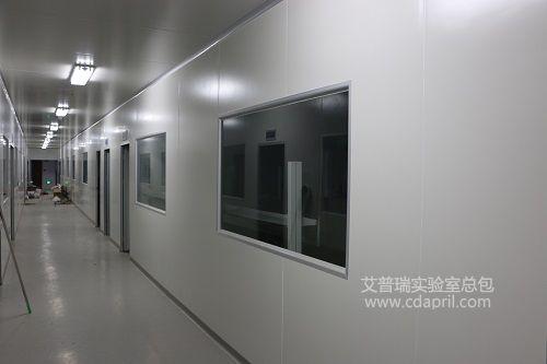 基元生物实验室建设