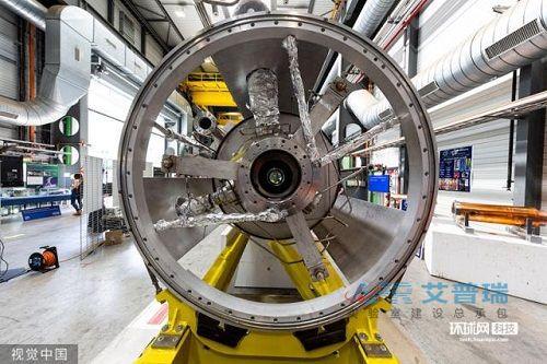 欧洲核子研究中心粒子物理实验室迎来公众开放日