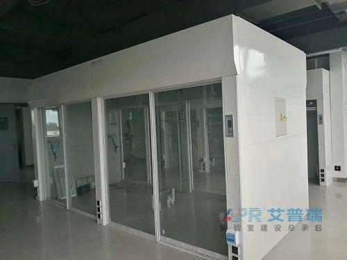福思达生物实验大楼建设(四川成都)