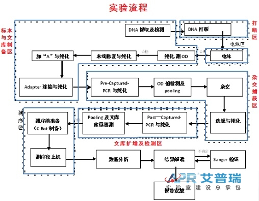 遗传病诊断+肿瘤诊断与治疗技术流程(www.cdapril.com)