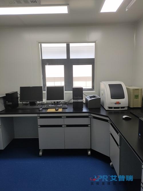 成都大学附属医院PCR实验室建设