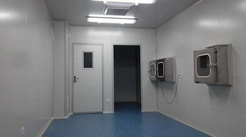 疾控中心实验室建设
