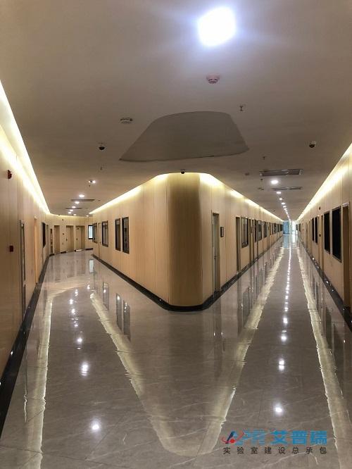实验室过道走廊设计装修