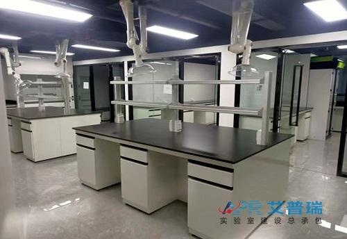 实验台、实验室家具配套安装