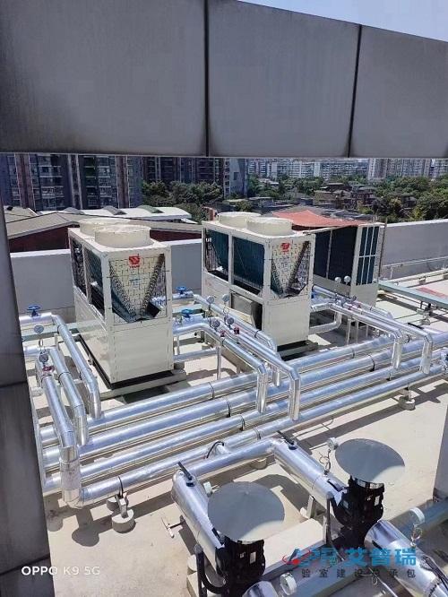 实验室净化空调系统