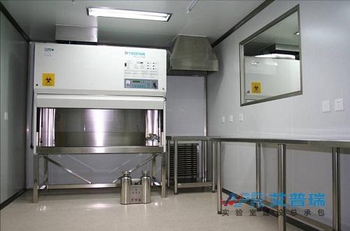 P3实验室装修效果图